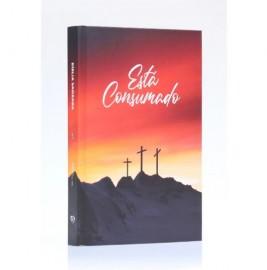 Bíblia ACF Slim Capa Dura - Está Consumado - Ele Ressuscitou