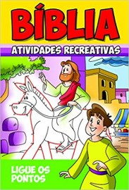 Bíblia - Atividades Recreativas - Ligue os Pontos