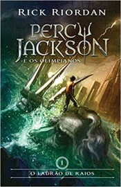 Percy Jackson e os Olimpianos - Vol 1 - O Ladrão de Raios