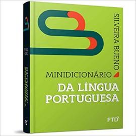 Mini Dicionário Língua Portuguesa 3ª 2016 - Silveira Bueno