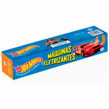Hot Wheels - Maquinas Eletrizantes - Livro Rolo