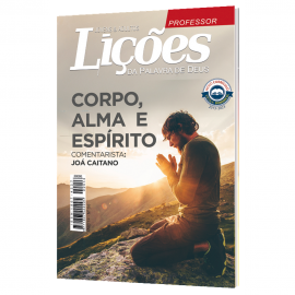 Revista nº 60 - Corpo, Alma e Espirito - Professor