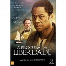 DVD A Procura da Liberdade - Cuba Gooding Jr.