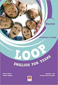 Loop English For Tenns Student's Book W/ Digital Book Starter