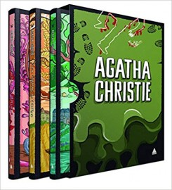 Agatha Christie - Box 4 - 3 Volumes