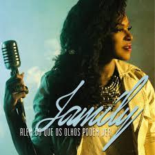 CD Jamily - Alem do que os Olhos Podem Ver - 2012