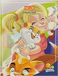 Mini Livros - Classicos - Heidi