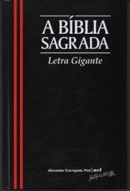 Biblia ACF Fiel Letra Gigante - Capa Dura