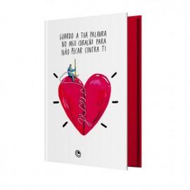 Biblia NTLH Seja Luz - Coração - Capa Dura
