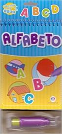 Alfabeto - Colorindo com Água