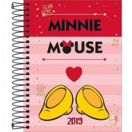 Agenda Tilibra Minnie Mouse CD 176 fls Tilibra