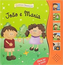 João e Maria - Livro Audio