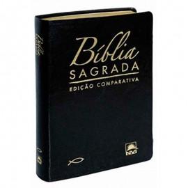 Bíblia Comparativa Extra Gigante Preta