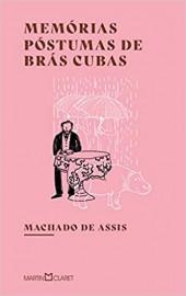 Memorias Póstumas de Brás Cubas Cubas - Pocket - Capa Dura