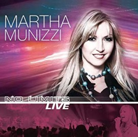 CD Martha Munizzi - No Limits Live