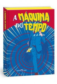 A Maquina do Tempo - Capa Dura - Martin Claret
