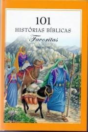A Bíblia Ilustrada - 101 Historias Bíblicas Favoritas