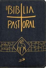 Nova Biblia Pastoral Media Ziper Jeans