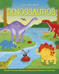 Dinossauros - Livro de Abas