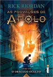 As Provações de Apolo - Livro 1 - O Oráculo Oculto