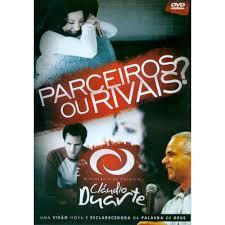 DVD Cláudio Duarte - Parceiros ou Rivais?
