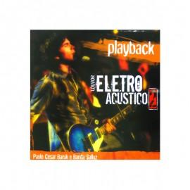 PlayBack Paulo Cesar Baruk - Electro Acustico 2 - 2008