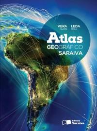Atlas Geográfico Saraiva - Vera Caldini