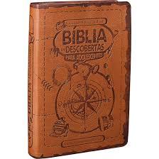 Bíblia das Descobertas para Adolescentes Marrom NTLH