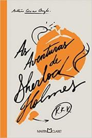 As Aventuras de Sherlock Holmes - Capa Dura