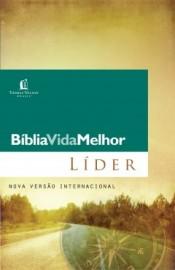 Bíblia Vida Melhor Líder - Nova Versão Internacional