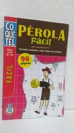 Coquetel - N 208 - Pérola - Fácil