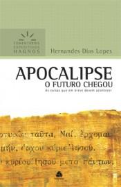 Comentários Expositivos Hernandes Dias Lopes - Apocalipse