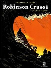Robinson Crusoé - Em Quadrinhos - Salamandra