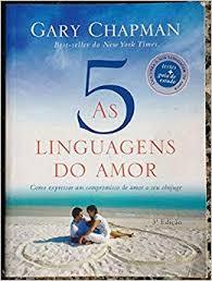 As 5 Linguagens do Amor - Bolso