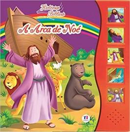 A Arca de Noé - Historias Bíblicas Para ler e Ouvir