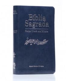 Bíblia RC - Harpa Crista Com Musica