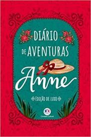 Diário de Aventuras Anne - Capa Dura - Ciranda Cultural