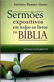 Sermões Expositivos em Todos os Livros da Biblia  - AT