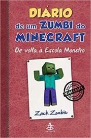 Diário de um zumbi do Minecraft 8