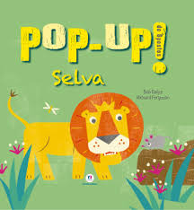 Selva - Pop-Up de Opostos