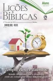 Revista Adulto Aluno - Tempo, Bens e Talentos