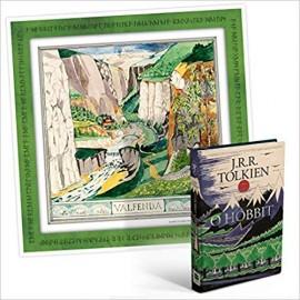 O Hobbit - Capa Dura com Poster