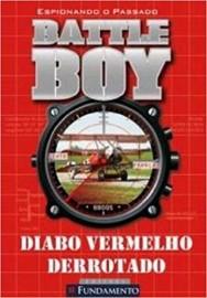 Battle Boy - Diabo Vermelho Derrotado