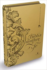 Biblia da Mulher de Fe - NVI - Sheila Walsh