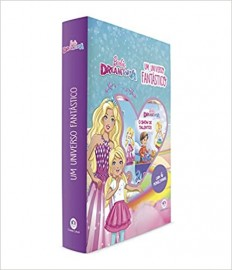 Barbie - Um Universo Fantastico - Com 6 Livros Cartonados