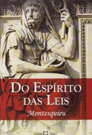 Do Espirito das Leis - Serie Ouro - Martin Claret