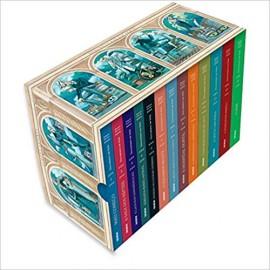 Box Desventura em Serie - coleção c/13 volumes