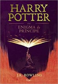 Harry Potter 6 - Enigma do Príncipe - Capa Dura