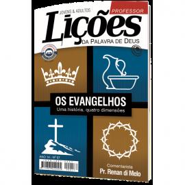 Revista nº 57 - Os Evangelhos - Professor