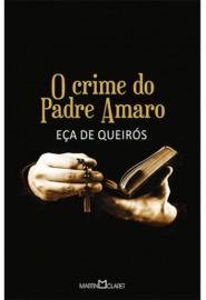 Crime do Padre Amaro - Serie Ouro - Martin Claret
